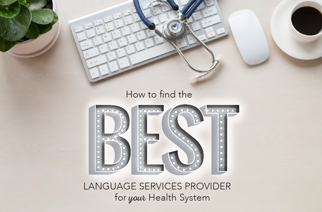 find language service providers for health medical businesses