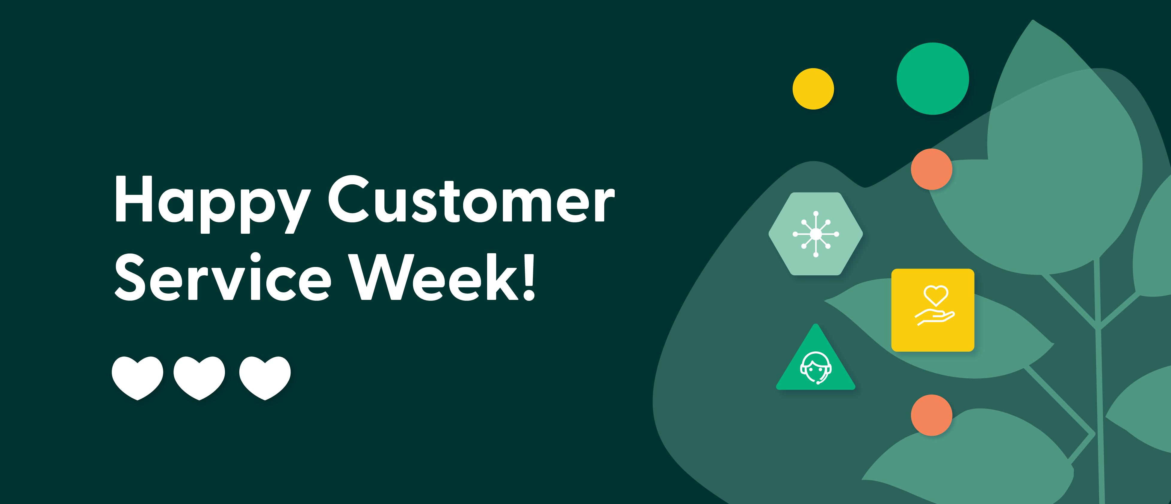 Customer Service Week 2020-01