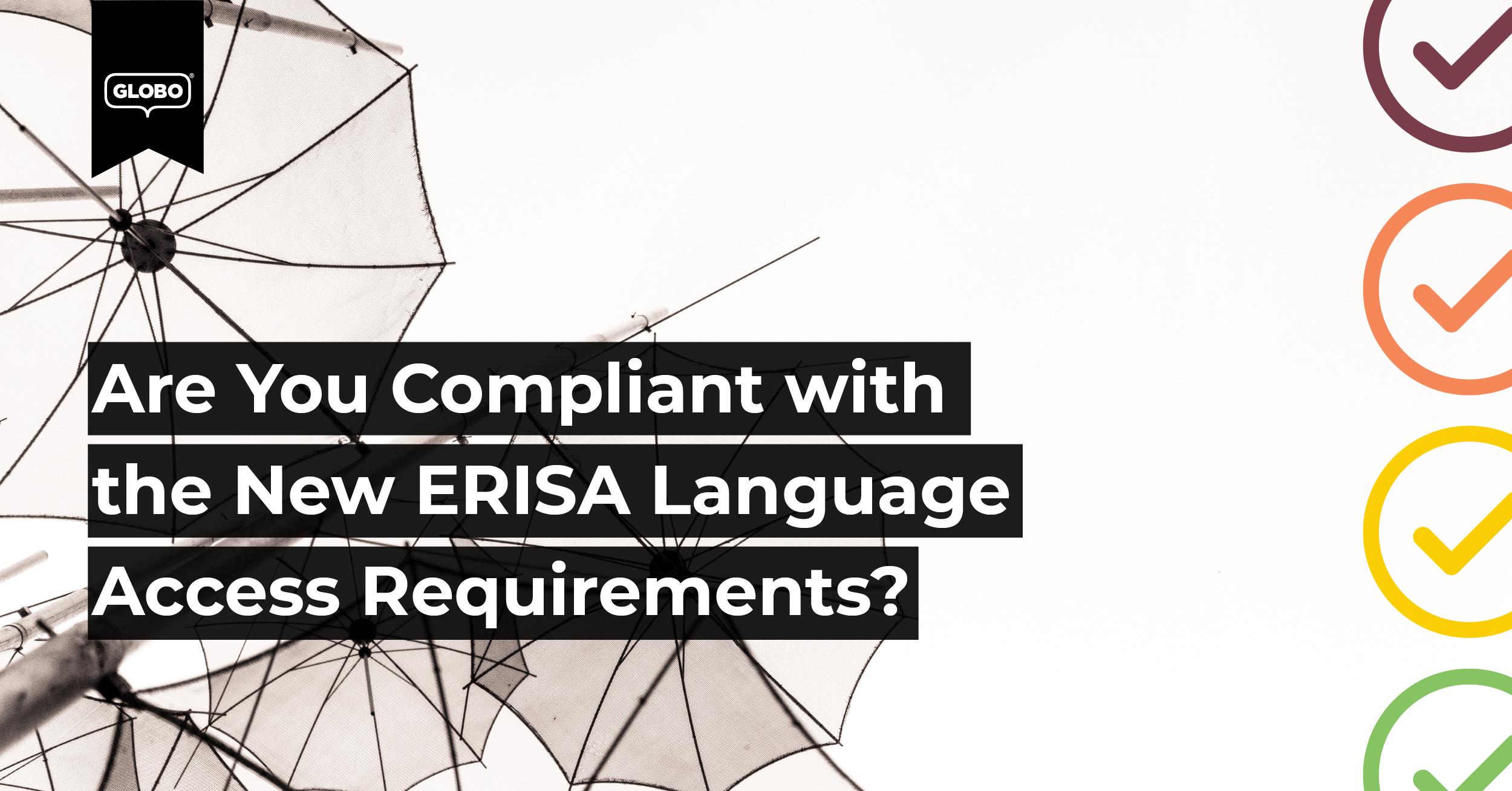 ERISA_Final Rule_Lanaguage_Access