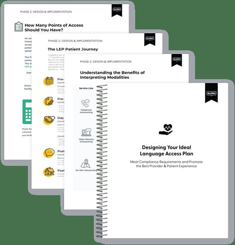 Language Access Plan Workbook Preview