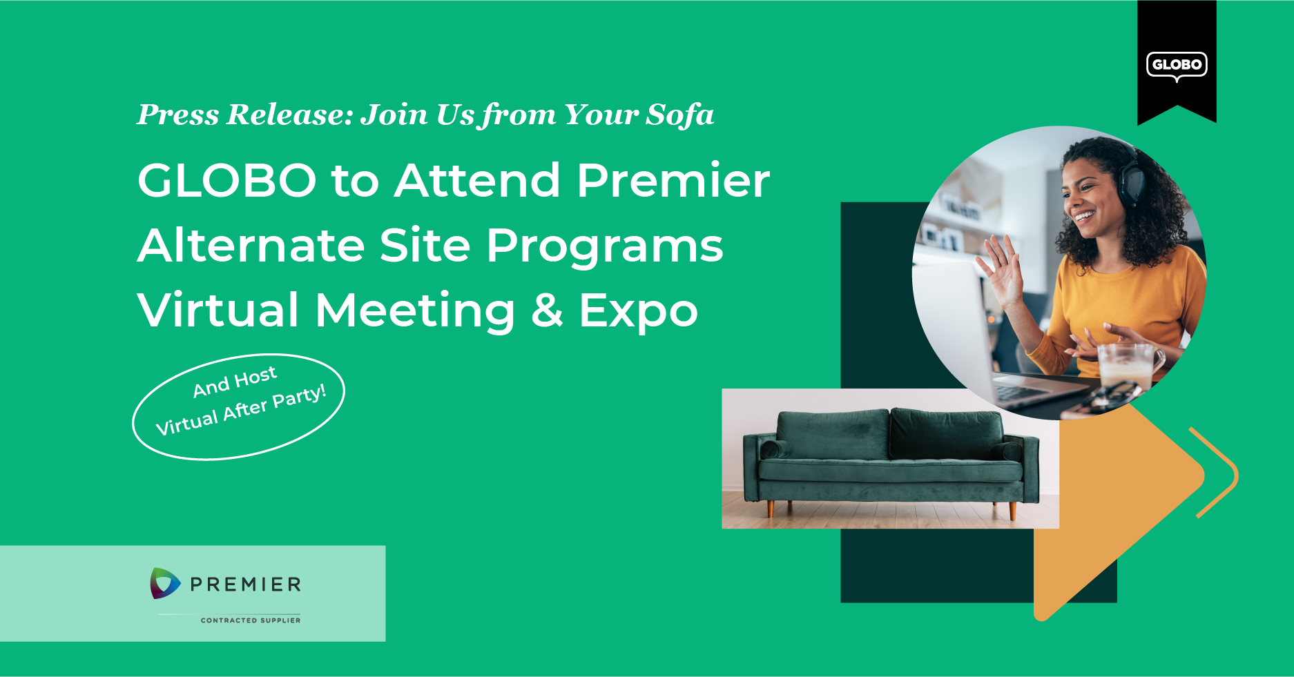Premier Virtual Meeting and Expo
