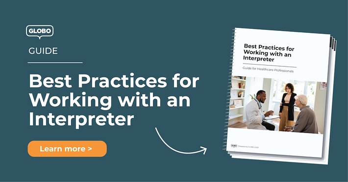 Download Best Practices for Working with an Interpreter