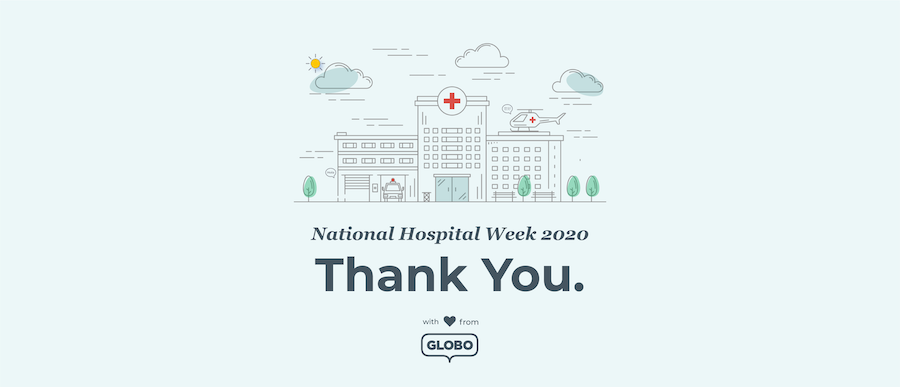 Honoring Health Care Workers for National Hospital Week