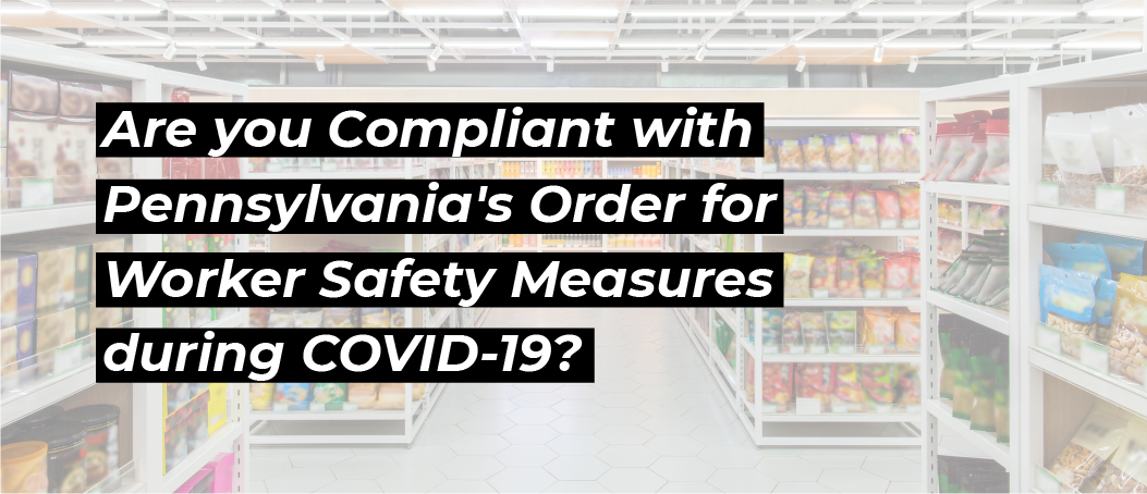 PA Worker Safety Measures COVID-19
